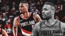 Blazers' Damian Lillard questionable vs. Nets with sprained ankle