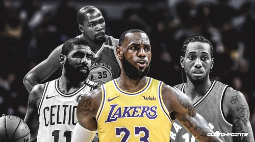 Jalen Rose says there's 'no chance' Kyrie Irving, Kevin Durant or Kawhi Leonard team up with LeBron James next season