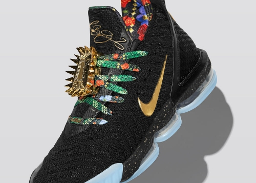 LeBron James Humbled To Have Nike LeBron 9 Watch The Throne & LeBron 16 King's Throne