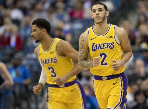 Lakers Injury Report: Lonzo Ball Does Not Practice; Josh Hart, Mike Muscala Probable Vs. Rockets