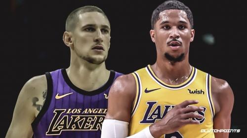 Lakers' Josh Hart, Mike Muscala probable vs. Rockets