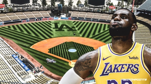 Lakers' LeBron James uses baseball analogy to describe health coming down home stretch of season