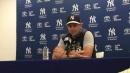 Aaron Boone on Yankees' new shortstop Troy Tulowitzki
