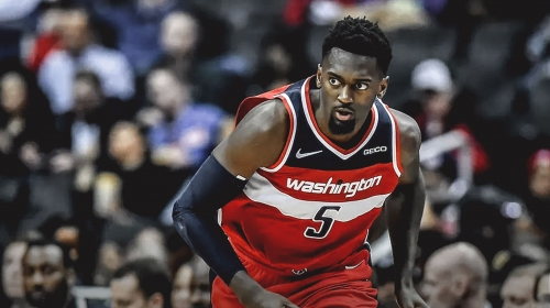 Wizards' Bobby Portis 'happy to be with a team now that really wants me'