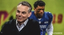 Colin Cowherd suggests Russell Wilson could replace Eli Manning for New York Giants