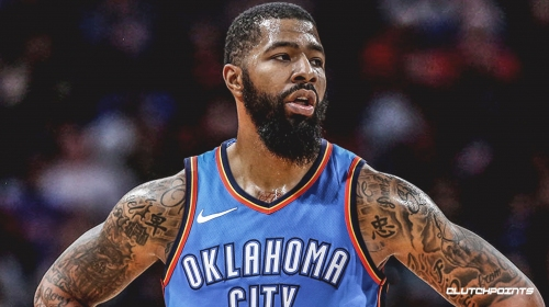 REPORT: Thunder officially sign Markieff Morris
