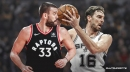 Raptors' Marc Gasol relishing opportunity to face brother, Spurs' Pau Gasol