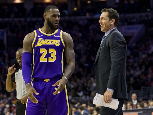 Analysis: What to watch for as the Lakers shoot for the postseason