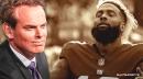 Colin Cowherd thinks Patriots trading for Odell Beckham Jr. makes sense