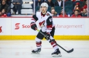 Coyotes sign defenseman Jordan Oesterle to two-year contract extension