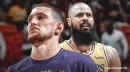 Lakers news: Tyson Chandler, Mike Muscala questionable vs. Rockets