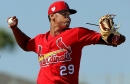 Cardinals aren't flinching at possibility Reyes could be in rotation