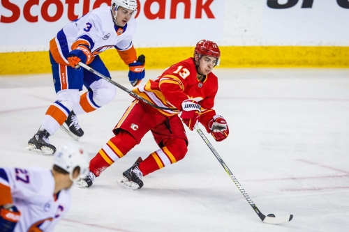 Calgary Flames (4) vs NY Islanders (2): They're Baaaaaaaaack!
