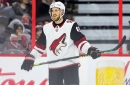 Arizona Coyotes Sign Jordan Oesterle to a Two-Year Extension