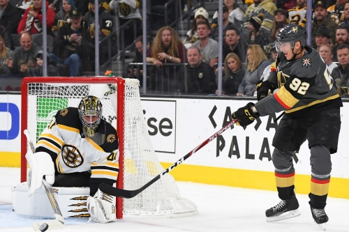Year 2, Game 62: Golden Knights deliver everything but the finish in thrilling 3-2 shootout loss to the Bruins