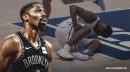 Nets' Spencer Dinwiddie blasts trolls making shoe jokes after Zion Williamson injury