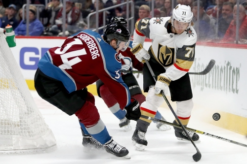 Analysis: Soft-spoken Carl Soderberg sounds off with the Avalanche's recent success