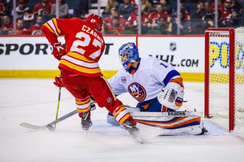 The Morning After The Islanders: Flames Win Third In A Row
