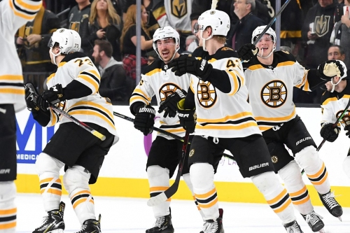 Bruins vs. Golden Knights RECAP: Backes' Shootout goal keeps the win streak alive! Bruins win 3-2!