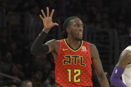 Taurean Prince emerging as strong off-ball scorer for Hawks