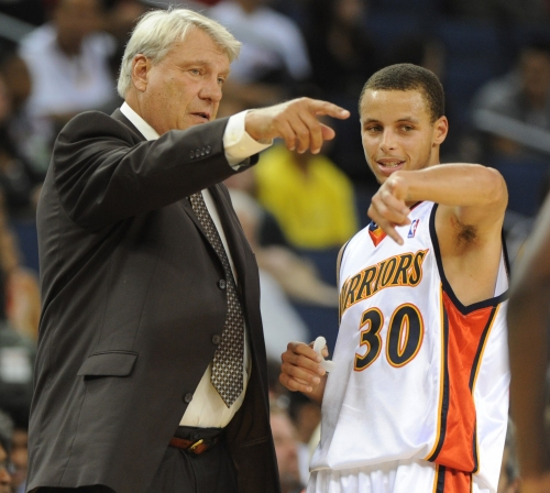 Don Nelson on the Warriors, 'We Believe' and retired life