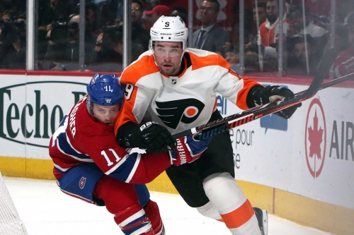 Canadiens vs. Flyers: Game preview