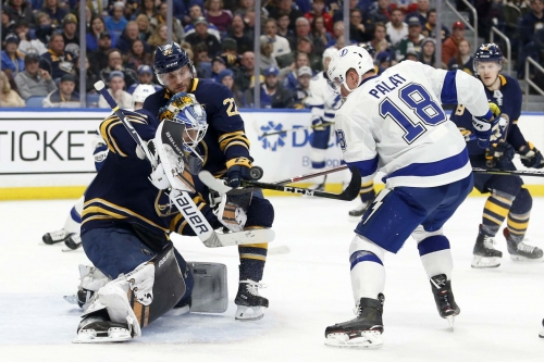Complete Coverage: Sabres at Lightning | Game 60