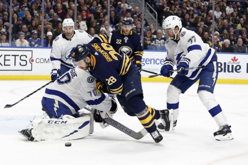 Preview: Sabres seek to strike Lightning