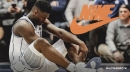 Nike releases statement over Zion Williamson injury