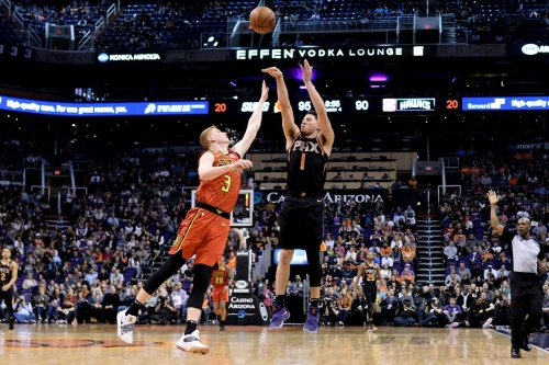 Breaking down Atlanta's surprisingly solid defense against Spain pick-and-roll