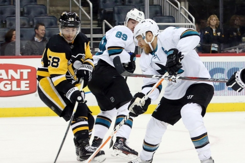 San Jose Sharks @ Pittsburgh Penguins 2/21/2019: lines, preview, how to watch