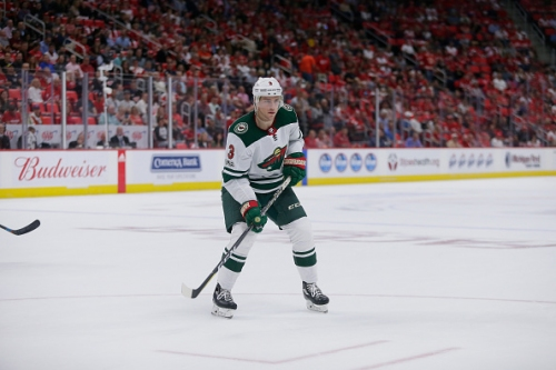 Boston Bruins Upgraded With Acquisition of Charlie Coyle