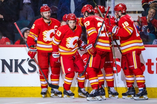 Your Grades Needed! Calgary Flames 3⁄4 Report Cards: Part 1