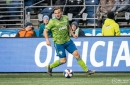 Jordan Morris looks strong in his return to CenturyLink Field