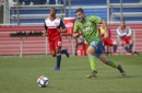 On the Wing, Jordan Morris Remains a Striker