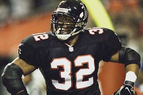 Falcons Throwback Thursday: Jamal Anderson