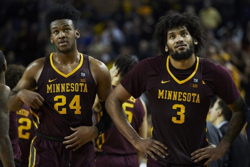 2/21 Big Ten Preview & Open Thread: Michigan Travels To Minnesota