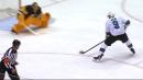 Evander Kane scores shorthanded on Penguins after Burns causes turnover