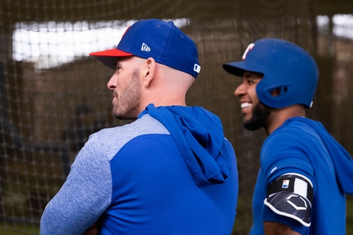 Rangers short on middle-infield depth as spring training games near