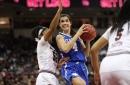 UK Hoops upsets No. 13 South Carolina