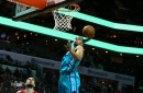 Hornets overcome slow start, beat Wizards 123-110