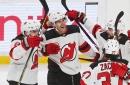 Stars trade Connor Carrick, third-round pick to Devils for defenseman Ben Lovejoy