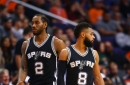How the Spurs got away with Patty Mills defending Kawhi Leonard