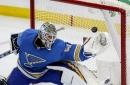 Binnington, Blais help boost Blues over Bruins