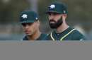 From non-tender to A's Opening Day starter? Mike Fiers would relish nod