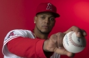 Jaime Barria, Felix Peña pitch well in Angels victory