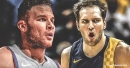 Pistons' Blake Griffin, Pacers' Bojan Bogdanovic handed with double technical after altercation