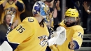 Leon Draisaitl's 2 goals not enough, Oilers fall to Predators in SO
