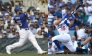 """Dodgers are """"betting on"""" catchers Russell Martin, Austin Barnes to bounce back at plate"""