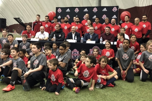 TFC Academy adds third youth affiliate in Ottawa TFC